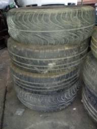 4 pneus 175/70r13