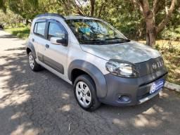 Fiat - uno way 2012