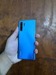 Huawei P30 Pro 256gb Azul !!! ACEITO SEU USADO COMO PARTE DO PAGAMENTO !!!