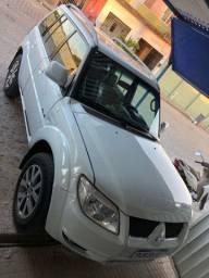 Pajero tr-4 2015 4x4 automático