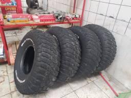 Jogo de pneus Off Road