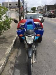 Triciclo de gás