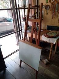 Cavalete para pintura madeira Lyptus