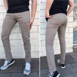 Calça Jeans Skinny Slim - c/ Elastano
