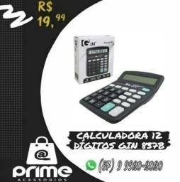 CALCULADORA GIN 12 DÍGITOS