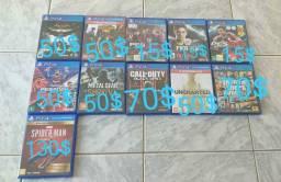Vendo jogo ps4