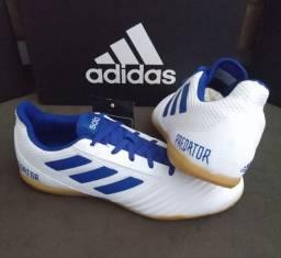 Chuteira Adidas Predator 19.4 In Sala Tam 41, 42 & 44 (original / novo)