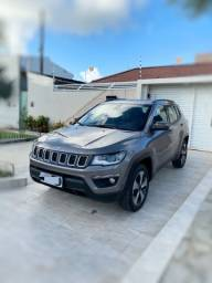 Jeep Compass Longitude 4x4 Diesel - Automático