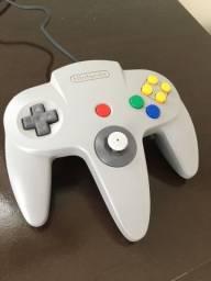 Controle Nintendo 64 Original - Colecionador