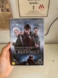 DVD Animais Fantásticos - Os Crimes de Grindelwald