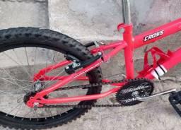 Bike CAIRU original novinha sem arranhões