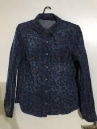 Título do anúncio: Camisa jeans BlueSteel