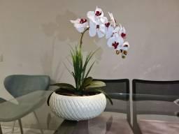 Arranjo em orquídea