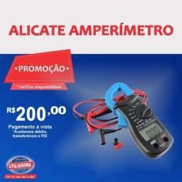 Alicate Amperímetro Digital ET-3100