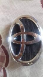 Título do anúncio: Emblema da grade do radiador (Corola e etios)