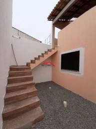 Lj@# - Casa de 1 quarto em São Pedro da Aldeia ? Com estrutura para segundo andar.