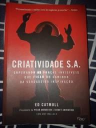 Livro Criatividade S.A