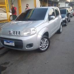 Título do anúncio: Fiat Uno 2014 completo financia se com entrada a partir 8.000