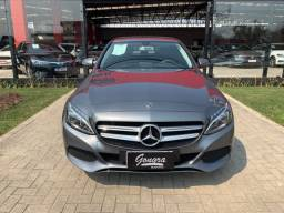 Título do anúncio: Mercedes-benz C180 AVANTGARD 1.6 TURBO CGI