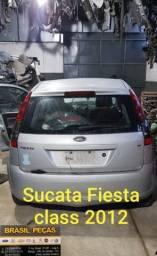 Venda de Peças Fiesta Class 2012