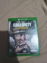 Título do anúncio: Call of duty WWII