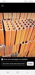 Vendo milheiro de tijolos 8 furos 800.00 reais