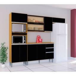 Cozinha Compacta Poquema 4 peças Aline