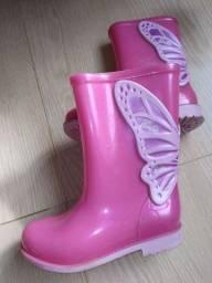 Botas de chuva Barbie