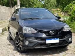 Toyota Etios Sedan Platinum 1.5 Flex Automático Emplacado 2021