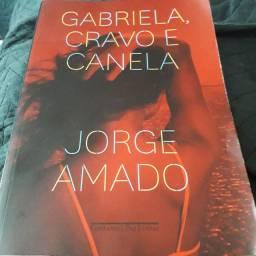 Livro - Gabriela cravo e canela - Jorge Amado