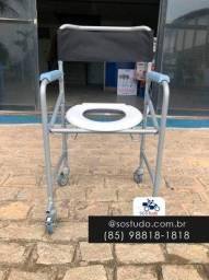 Título do anúncio: Cadeira para Higiene D40 (85) 9. *