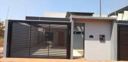 Casa com 3 Qtos sendo 2 suítes à venda, 117 m² por R$ 580.000 - Parque Residencial Rita Vi