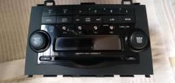 Título do anúncio: Rádio automotivo Honda hrv original exelente estado de conservação