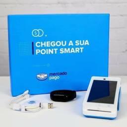 Maquininha Point smart (com impressão) Mercado Pago