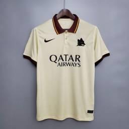 Camisa Roma lobo