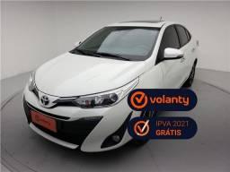 Toyota Yaris 2020 1.5 16v flex sedan xls multidrive