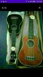 Utimas unidade ukulele novo na caixa