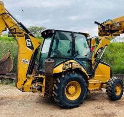 Título do anúncio: Retro Escavadeira Caterpillar 416E 2013
