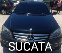 Sucata de Mercedes CLC 200 - 2010/11 para retirada de peças