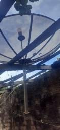 Estou vendendo antena parabólica
