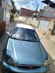 Honda civic automático 1.6 Ivetec 9.999.00
