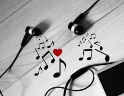 Fone de ouvido (novos.)
