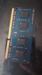 Memória RAM para PC e notebook