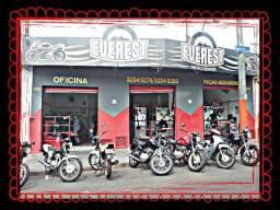 Título do anúncio: loja de moto peças e oficina vendo
