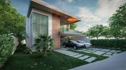 Encontre seu lar aqui - Casa duplex com arquitetura moderna - Fino acabamento