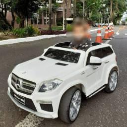 Carro Elétrico Infantil Carrinho Mercedes Benz
