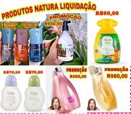 Perfumes natura em promoção