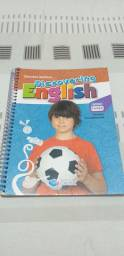 Livro Discovering english 3° ano
