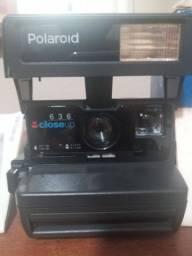 Vendo Máquina polaroid 636 closseup.
