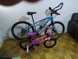 Bike aro29 e aro 16